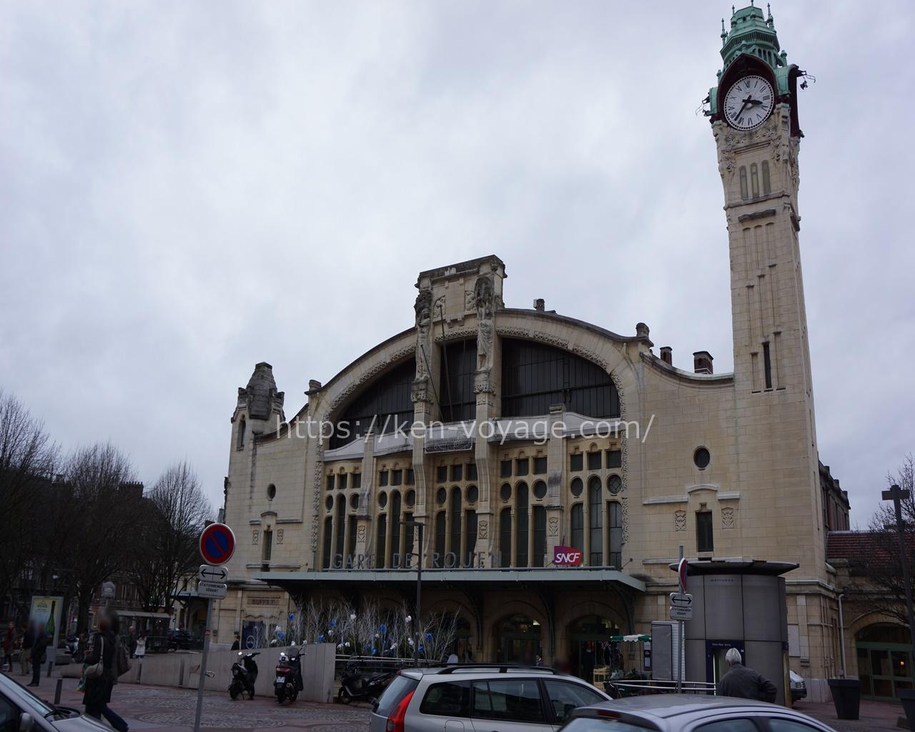 Gare Rouen