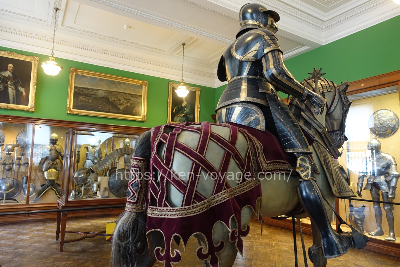 Armour for Man & Horse