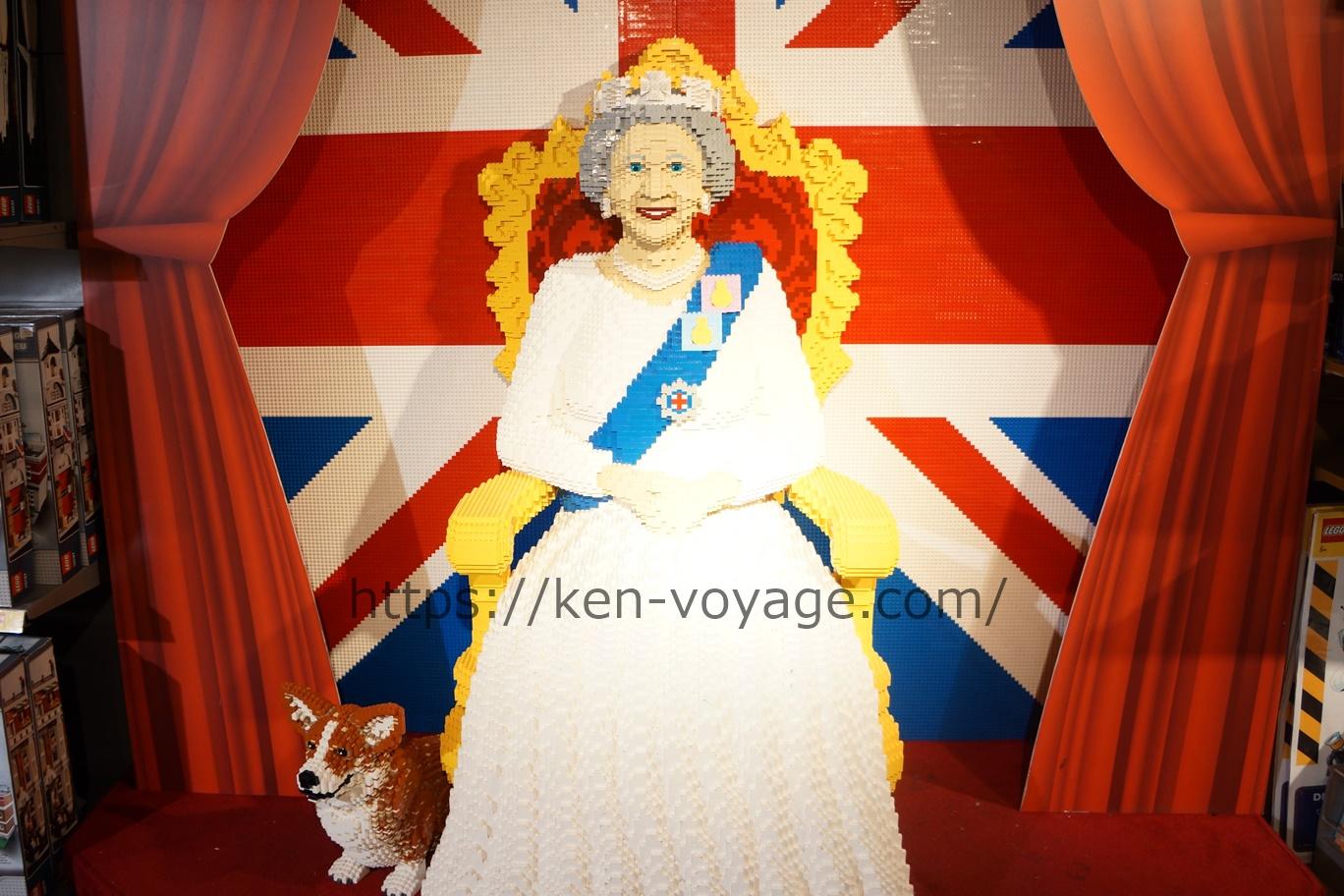 Elizabeth II (LEGO)