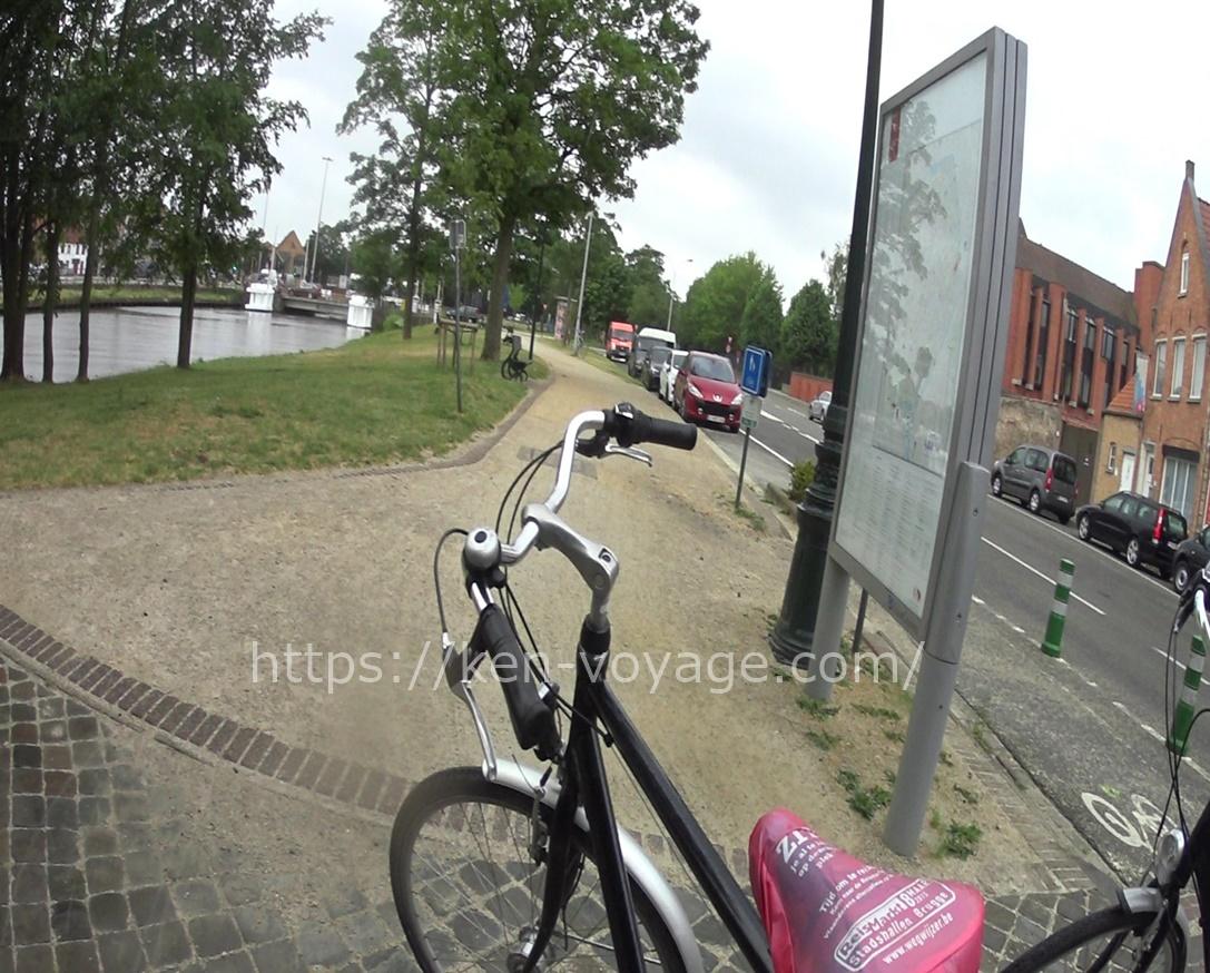 bicycle in Bruges