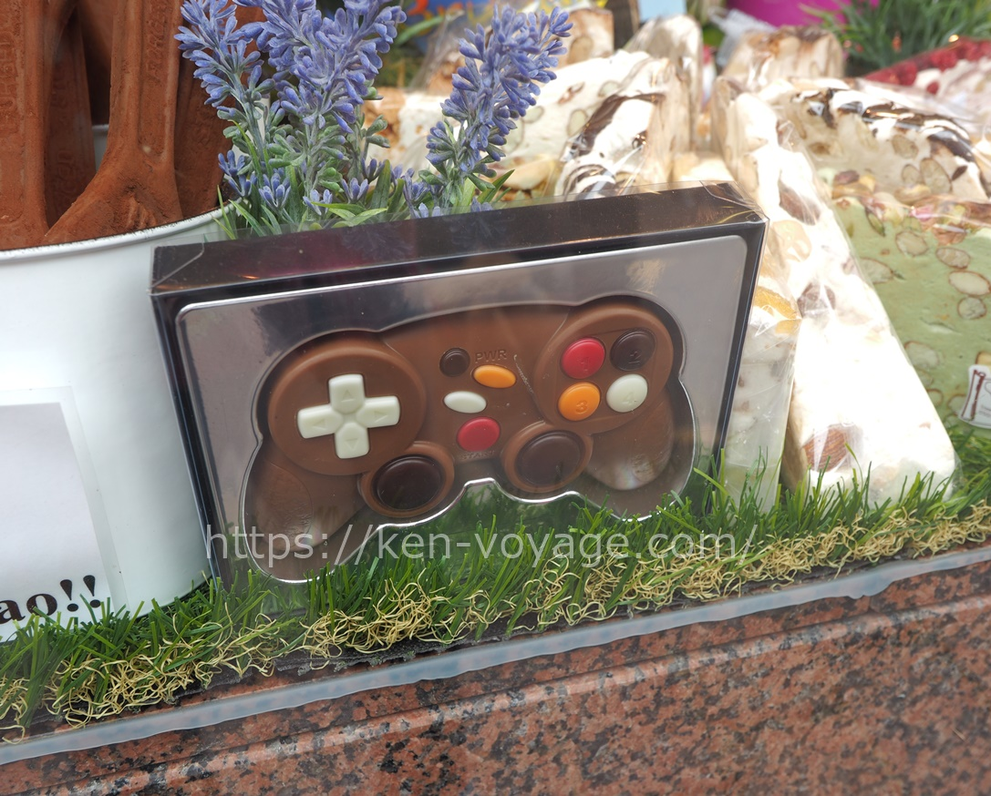 Game Cube Controller made by chocolate