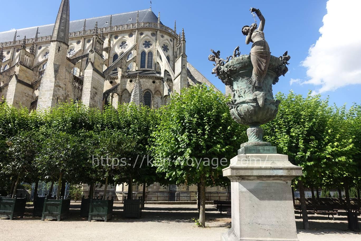 Cathédrale Saint-Étienne de Bourges