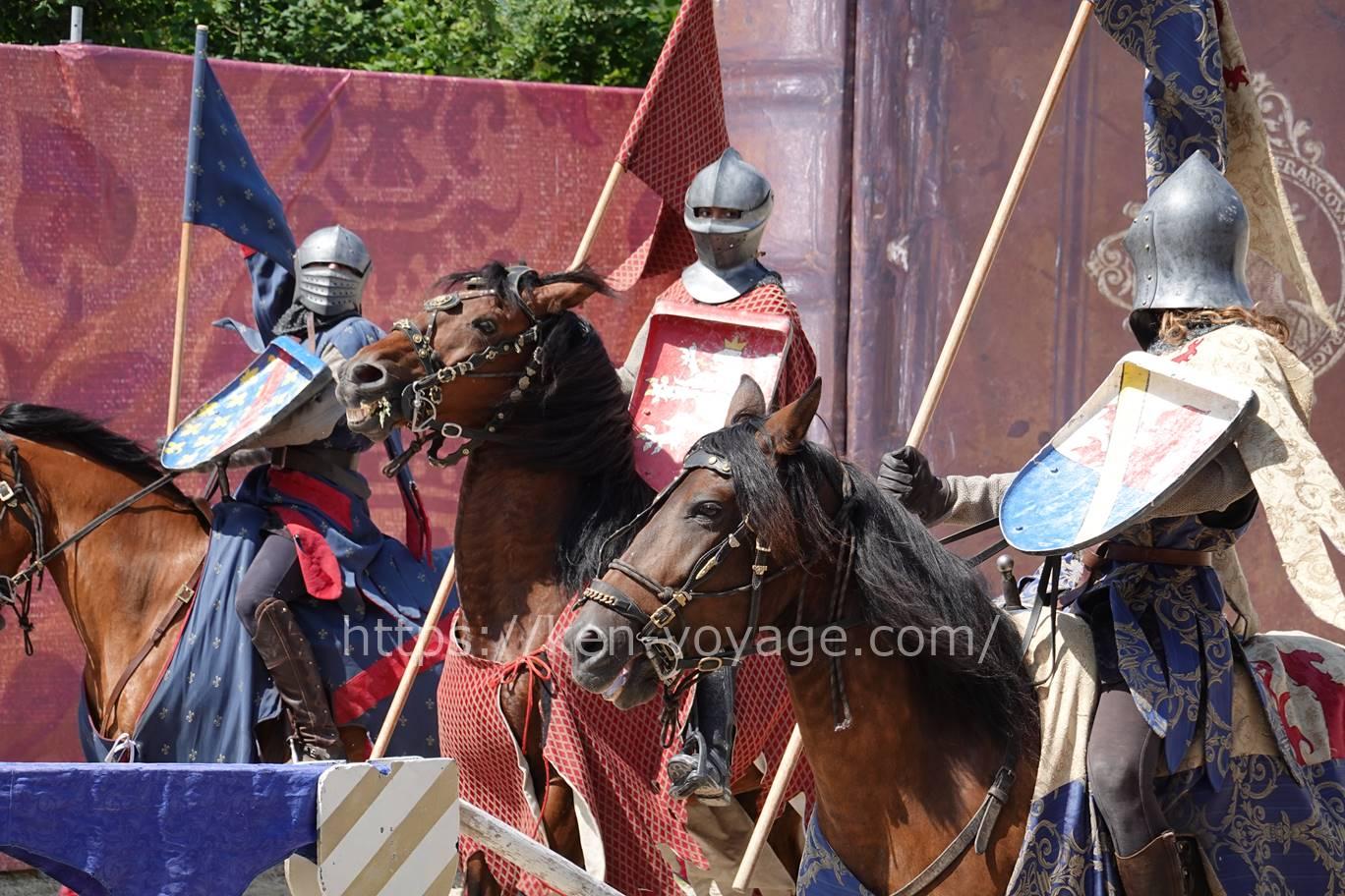Knights & Horses